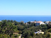 Begur sea view building plot for sale
