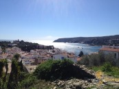 Cadaques sea view plot to buy