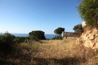 Tossa de Mar sea view plot to buy