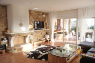 Sea view villa for sale in Lloret de Mar