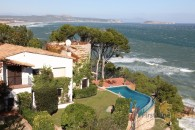 beach front property for sale in Begur Baix Emporda