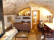 characteristic property in medieval village for sale