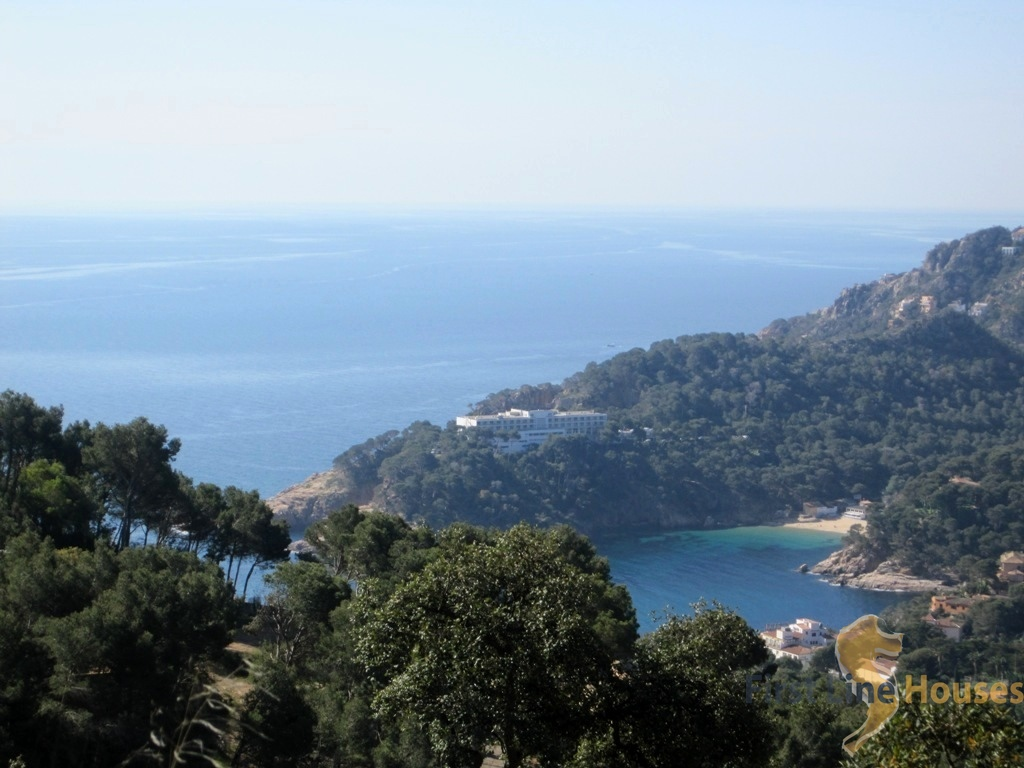 Exclusive costa brava land to buy in aiguablava begur - Aiguablava costa brava ...