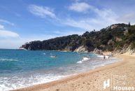 Plot for sale near the beach Costa Brava