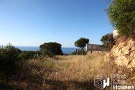 Tossa de Mar sea view plot to buy