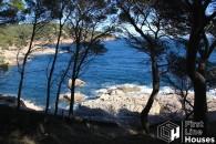 Tamariu sea front villa for sale