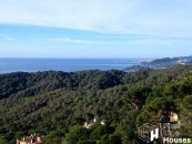 Land with sea view for sale in urbanisation Lloret de Mar
