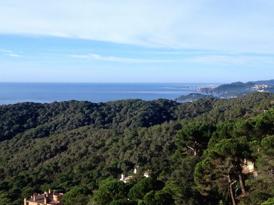 Costa Brava building plot for sale Lloret de Mar