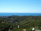 Lloret de Mar sea view plot for sale
