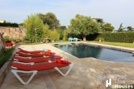 Costa Brava masia with private pool for sale
