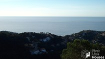 lloret de mar plot for sale with sea view