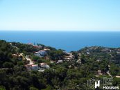 Sea view building plot to buy Lloret de Mar