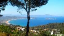 Begur sea view building plots to buy