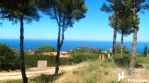 Land to buy with sea view Begur