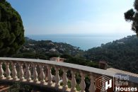 holiday home for sale sea view Tossa de Mar