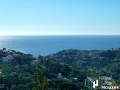 Lloret de Mar land with sea view to buy
