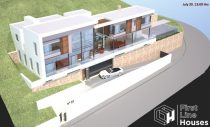Building plot with preliminary project Costa Brava