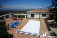 house for sale with private pool Begur