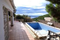 sea view villa for sale Tossa de Mar