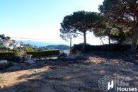 vlakke bouwkavel te koop Lloret de Mar