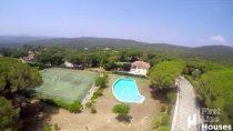 Costa Brava vrijstaande villa te koop
