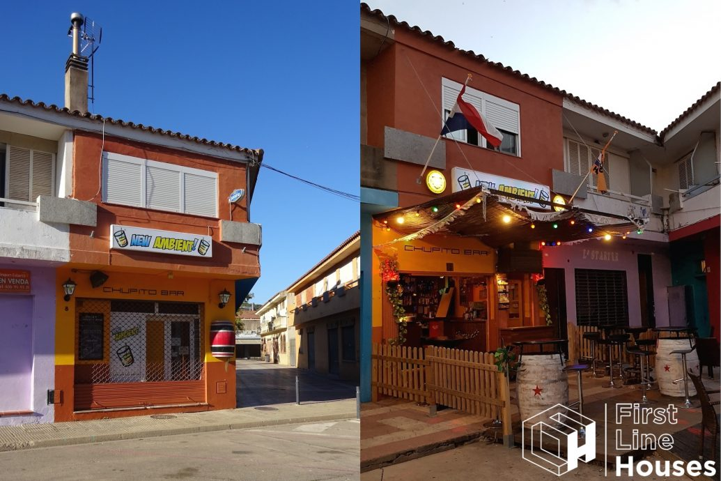 commercial property for rent Costa Brava