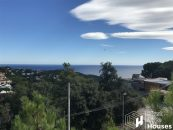 sea view plot for sale Lloret de Mar