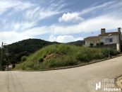 land to buy with sea view Costa Brava