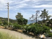 Building plot with sea view for sale Cala Canyelles