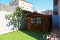 apartment with private garden for sale