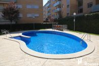 Apartment for sale community pool Tossa