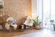 Barcelona apartment with bright living