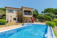Lloret de Mar detached villa for sale