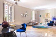 Barcelona renovated 3 bedroom apartment