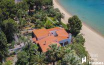 sea front villa for sale Costa Brava