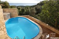 holiday house with private pool costa brava