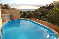 house with pool and sea view lloret de mar