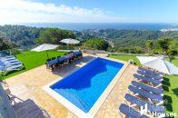 pool terrace view