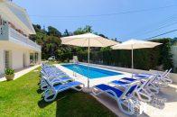 villa with tourist rental license lloret de mar