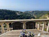 sea view house to buy costa brava