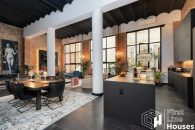 exclusive regency triplex loft Barcelona
