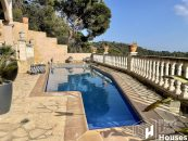 home for sale with private pool Costa Brava